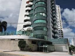 Apartamento em Lagoa Nova - 5 Suítes com Varanda - 347m² - Crystal Green