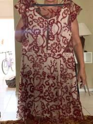 Vestido (semi novo)