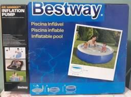 Piscina inflável 1000 litros