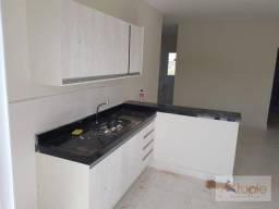 Casa com 2 dormitórios para alugar, 140 m² por R$ 900,00/mês - Jardim Terras de Santo Antô