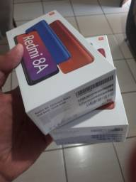 Xiaomi 8A  em 10x de 98 reais  no cartão