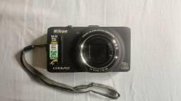 Câmera Digital Nikon Coolpix S9300