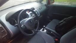 Honda Fit - vermelho - 2a Dona