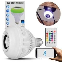 Lampada de som Bluetooth