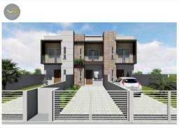 Lindo Sobrado 2 suites 91 m² terreno com 160 m² 2 vagas de garagem (em construção)