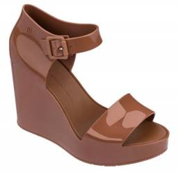 Melissa mar wedge- 36 (vendo ou troco)