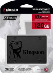 SSD 120GB Kingston (Novo - Lacrado na Caixa)