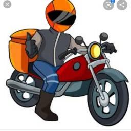Motoboy disponível no turno da noite