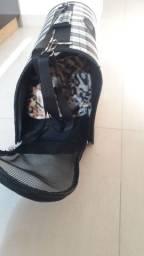 Bolsa para transporte de gatos