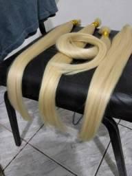 Vendo cabelos humanos de 65cm e 75 cm