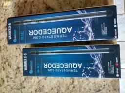 Termostato com Aquecedor Oceantech 50 e 100 w
