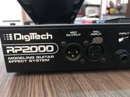 Pedaleira Digitech RP2000