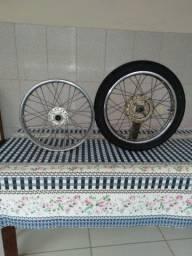 Rodas de fã