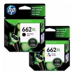 Cartuchos HP662XL Remanufaturado
