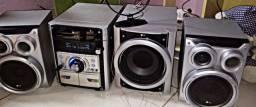 Mini System LG 3 CAIXAS