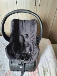 Bebê conforto cocoon galzerano com base para carro
