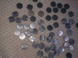 Vende-se  moedas