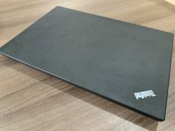 Notebook Ultrabook Thinkpad i7, 8 GB de RAM e SSD de 500