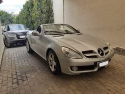 Mercedes-Benz SLK-200 Kompressor - Baixa Km - Impecável