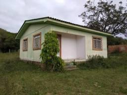Velleda oferece sítio de 2 ha escriturado com casa e galpão, 1 km da RS-040