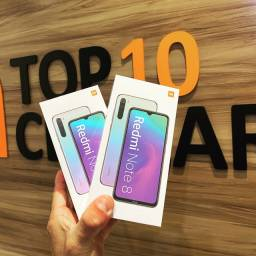 10x SEM JUROS / Xiaomi Redmi Note 8 64gb