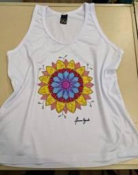 Blusas com estampa de Mandala