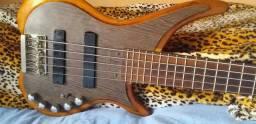 Baixo luthier modelo tobias