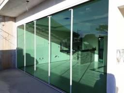 Instalação e manutenção de blindex vidro temperado
