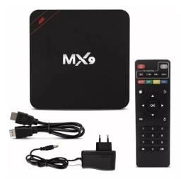 Caixa De Tv Transforme Sua Tv Em Smart 4k