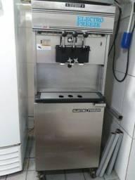 Máquina Sorvete Soft Electro Freeze 30T-RMT - Vende ou Troca