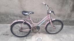 Bicicleta princesa aro 20
