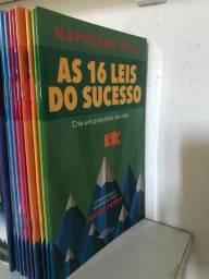 NAPOLEÃO HILL - As 16 leis do sucesso