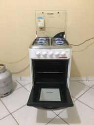 Fogão Esmaltec 4 bocas com acendimento automático total