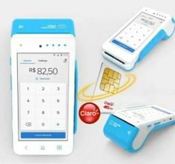 Maquininha smart mercado pago Nova lacrada ganhe dinheiro é tenha um cartão de débito