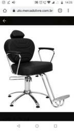 Cadeira de barbeiro - Darus - Nova