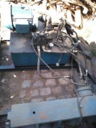 Triturador hidraulico
