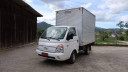 Caminhão com Baú - HR Hyndai