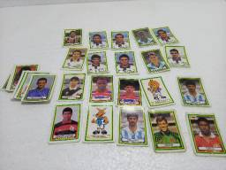Figurinhas Livro Ilustrado Campeonato Brasileiro 90, 91, 92, 93