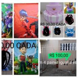 Decoração R$ 800,00 aceto propostas