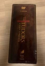 Box DVD The Tudors. Série completa