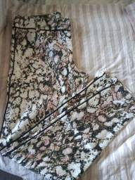 Calça feminina Tam 42 c/ stretch