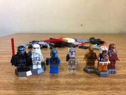 Figuras Star Wars - Compativeis com Lego