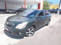 Cobalt 1.4 LT 2012/2012 o mais novo do estado de sergipe