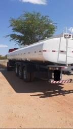 Carreta Tanque Água - 1991