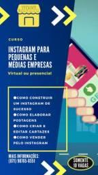 Curso: Instagram para pequenas e médias empresas