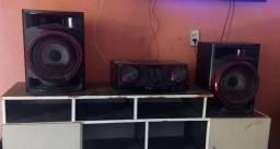 Vendo mini system LG 1800W