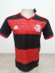 Camisas de times do Rio