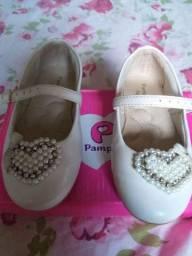 Sapato da pampili