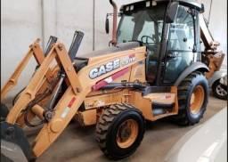 Retro Escavadeira Case 4x4