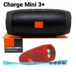 Caixinha JBL Charge Mini 3+ (Item novo)